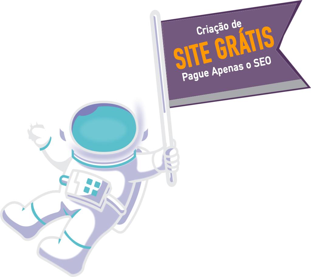 Criação de sites Alphaville